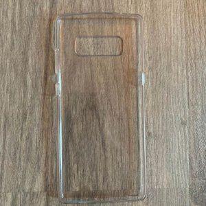 Samsung Galaxy S8 Clear Case